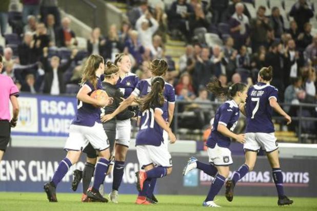 Champions League (v) - Anderlecht debuteert in knock-outfase met gelijkspel tegen Kazygurt