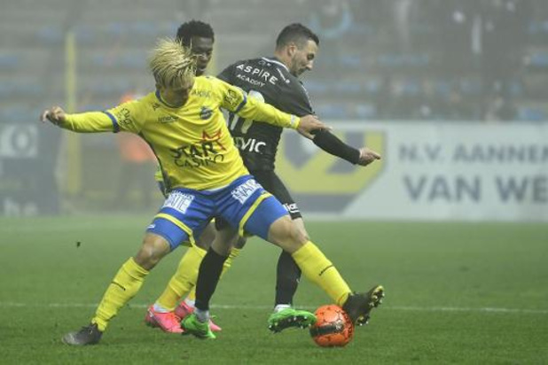 Jupiler Pro League - Eupen klopt Waasland-Beveren, STVV pakt driepunter bij Moeskroen