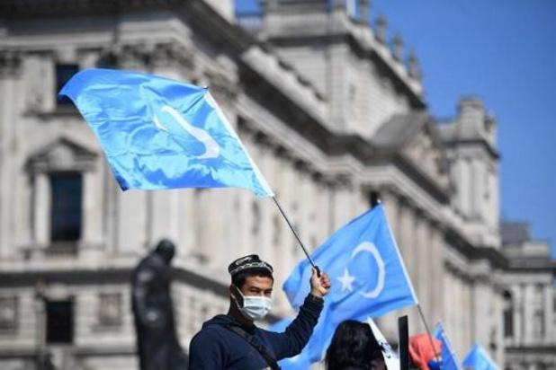 Washington, Londres et Berlin demandent à Pékin d'arrêter la répression des Ouïghours