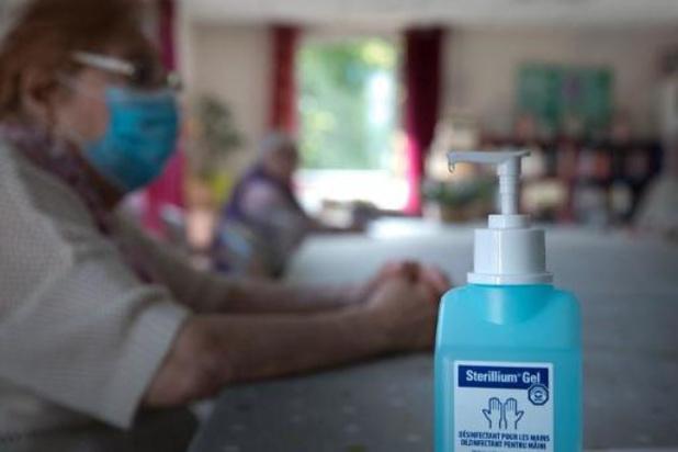 Tests salivaires de l'ULiège pour les 600 maisons de repos