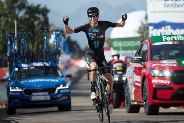 Tour d'Espagne - Romain Bardet s'offre la 14e étape, Odd Christian Eiking reste en rouge