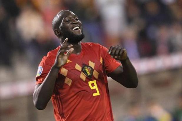 Rode Duivels - Lukaku, Hazard en Ceulemans zijn beste spitsen in 125 jaar Belgische voetbalgeschiedenis