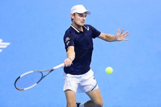 David Goffin blijft 14e in ATP-ranking, Zizou Bergs wint 73 plaatsen