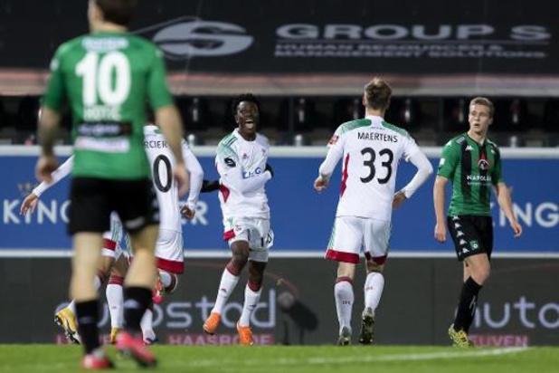 Jupiler Pro League - OH Leuven verslaat Cercle Brugge