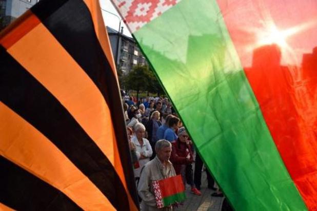 Protesten Wit-Rusland: Loekasjenko roept leger op tot paraatheid