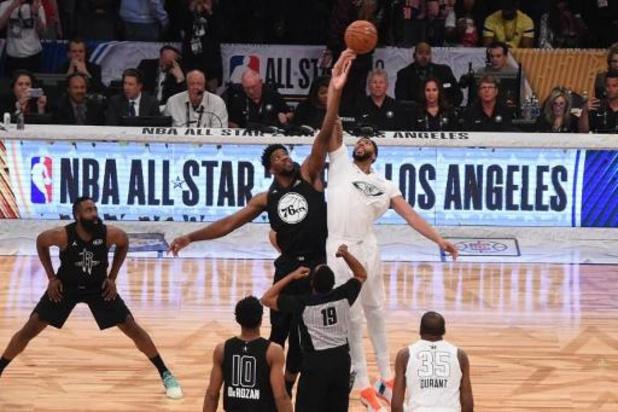 NBA - Joel Embiid offre sa prime du All-Star Game aux sans-abri de Philadelphie