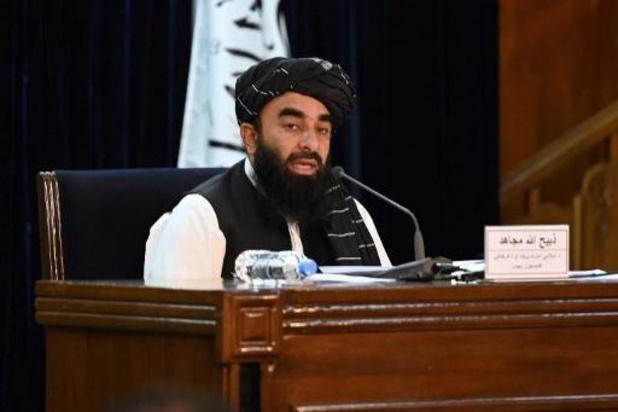 Les talibans dévoilent une partie de leur futur gouvernement