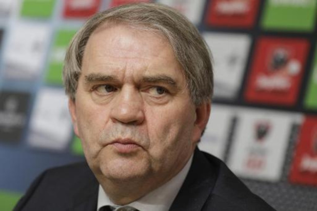 La Pro League donne son feu vert au plan d'arbitrage de l'Union belge de football