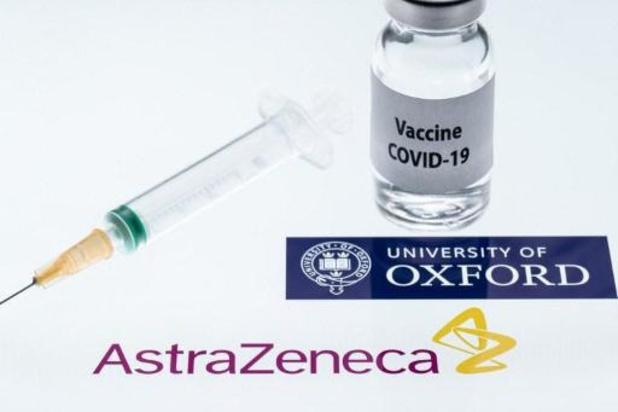 Brits geneesmiddelenagentschap laat gebruik toe van coronavaccin Oxford en AstraZeneca