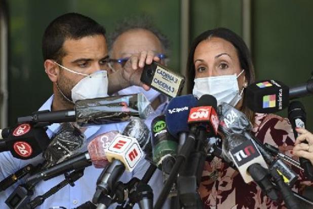 La psychiatre de Maradona entendue à son tour par la justice