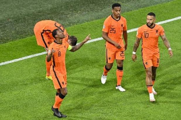 EK 2020 - Nederland houdt na knotsgekke 2e helft punten thuis tegen Oekraïne