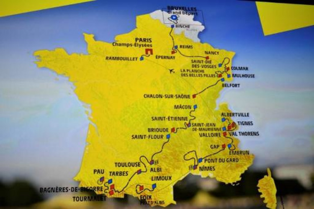 Departement van de Haute-Savoie bevestigt 18e etappe van Tour op 17 september