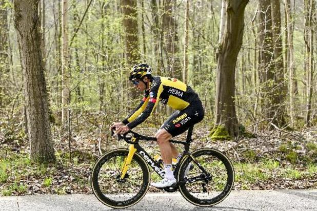 Wout van Aert zal ook Brabantse Pijl en Amstel Gold Race rijden