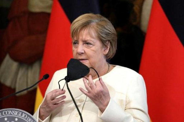 Angela Merkel recevra vendredi le Grand Cordon de l'Ordre de Léopold des mains du Roi