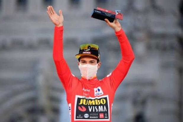 Vuelta - Dagzege voor Ackermann, eindwinst voor Roglic