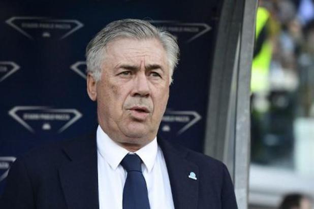 Ancelotti suspendu une journée pour avoir contesté l'arbitrage