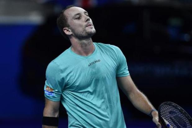 Steve Darcis in eerste ronde European Open uitgeschakeld