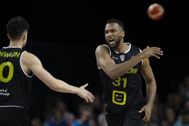 Euromillions Basket League : Trevor Thompson (ex-Anvers) rejoint Malines