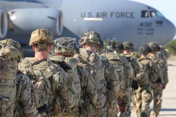 Washington stuurt 3.000 extra troepen naar Midden-Oosten