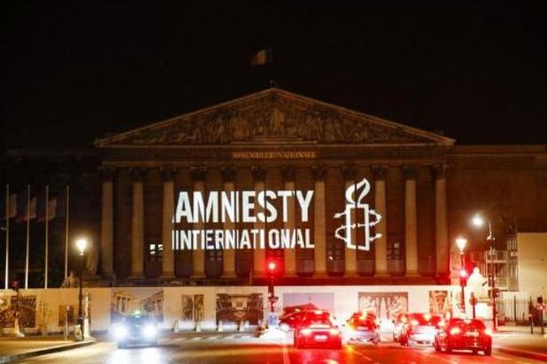 Bijna 100.000 Vlaamse scholieren doen mee met Schrijf-ze-VRIJdag van Amnesty International