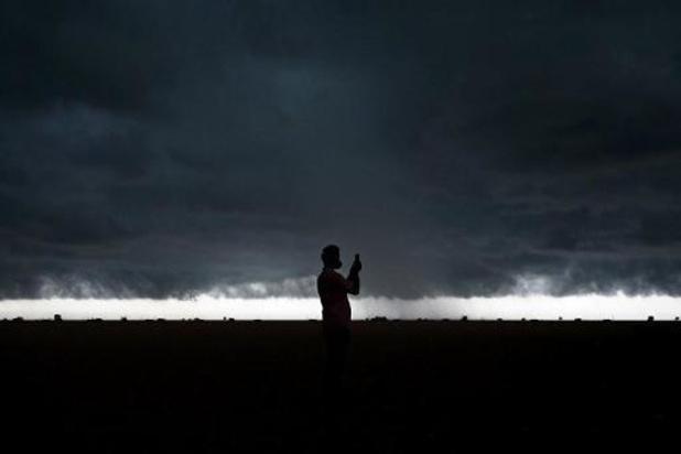 Regen- en onweersbuien verwacht