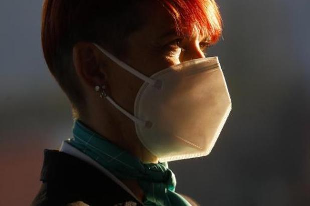 Un comité de concertation qui devra se pencher sur le sort du masque a commencé