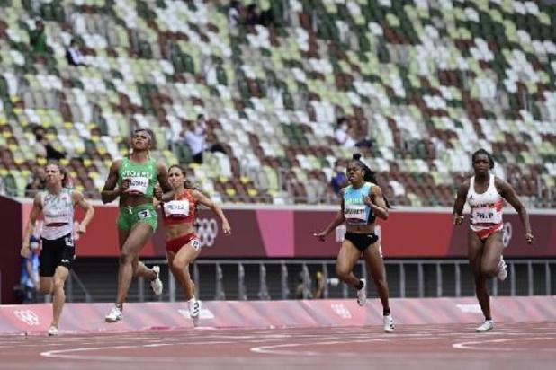 """Wit-Russische atlete """"tegen haar wil naar luchthaven gebracht"""""""
