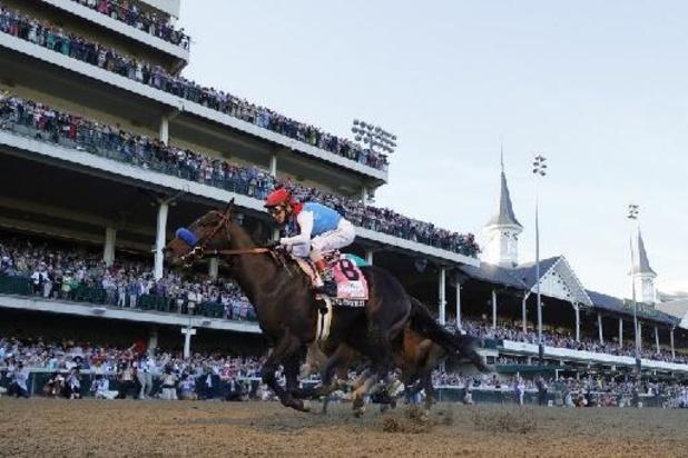 Ook B-staal van winnend paard Kentucky Derby positief voor steroïden