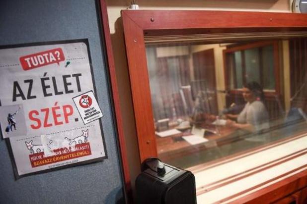 Europese Commissie ongerust over sluiting onafhankelijk Hongaars radiostation