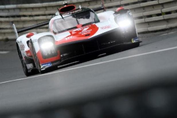 Toyota en pole provisoire, Dries Vanthoor et Maxime Martin seuls Belges en Hyperpole