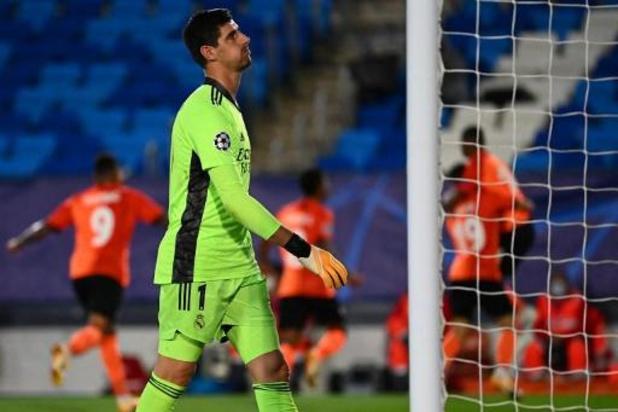 Real start Champions League met thuisnederlaag tegen Shakhtar