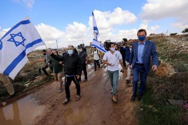 Europese gezanten uitgejouwd in Israëlische nederzetting in Oost-Jeruzalem