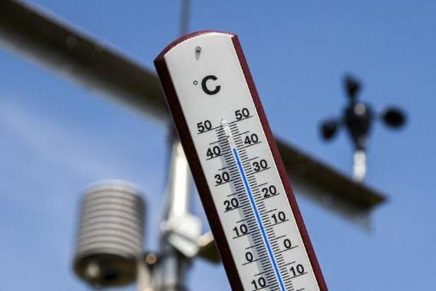 2019 was op een na warmste jaar ooit