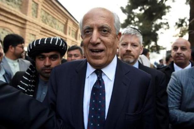 L'émissaire américain veut un dialogue avec l'Iran sur l'Afghanistan