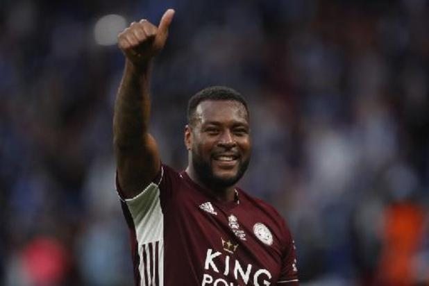 Wes Morgan, capitaine de Leicester, va raccrocher ses crampons