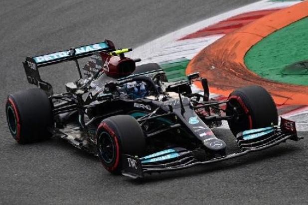 F1 - GP van Italië - Valtteri Bottas is snelste in kwalificaties voor sprintrace