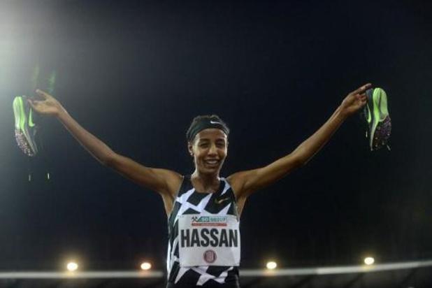 La Néerlandaise Sifan Hassan bat le record de Paula Radcliffe sur 10.000m