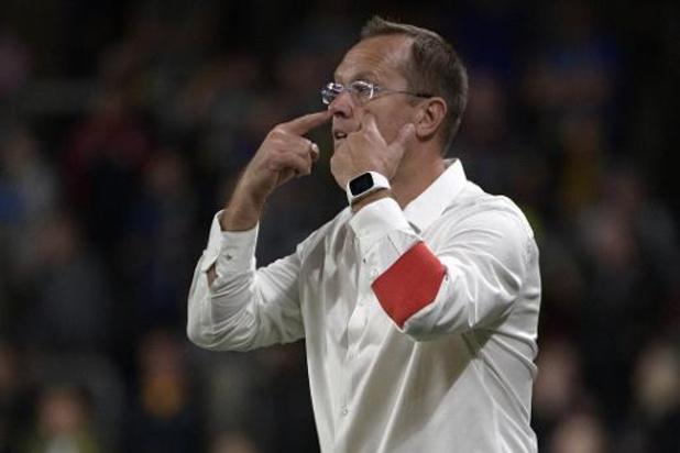 Jupiler Pro League - Arnauld Mercier debuteert bij Waasland-Beveren met gelijkspel in Sint-Truiden