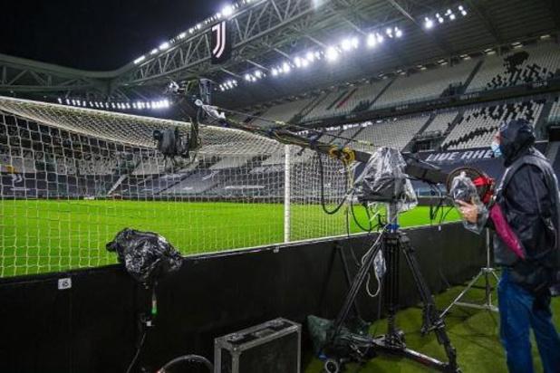 Serie A - Covid-19: Naples absent contre la Juventus à l'heure prévue du coup d'envoi