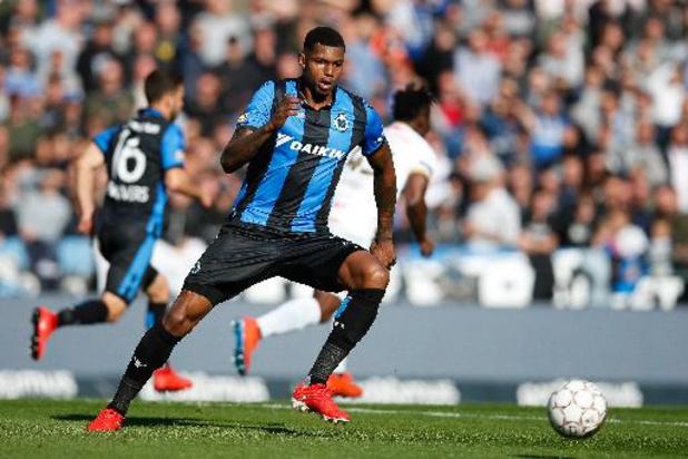Wesley Moraes keert op huurbasis terug naar Club Brugge