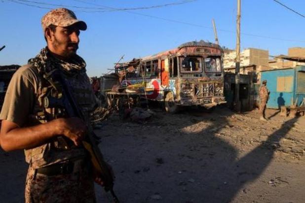 Drie doden bij ontploffing in Karachi