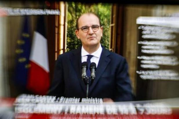 Coronavirus - Franse premier Castex test negatief op COVID-19 en gaat uit quarantaine