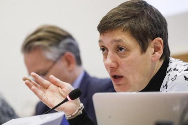 Nieuw op 1 maart - Ann Billiau interim-CEO van Infrabel