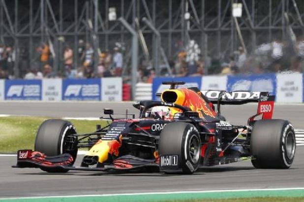 Max Verstappen domine la 1re séance d'essais libres
