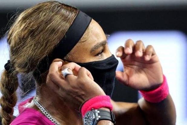 Serena Williams (épaule) forfait pour sa demi-finale, Ashleigh Barty première finaliste