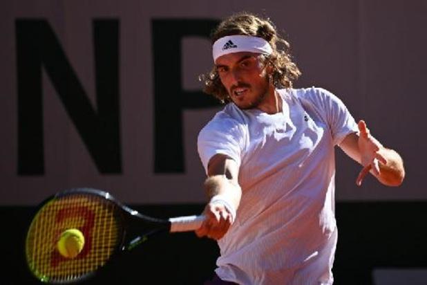 Roland-Garros - Tsitsipas sort Zverev en cinq sets et attend le vainqueur de Nadal-Djokovic en finale
