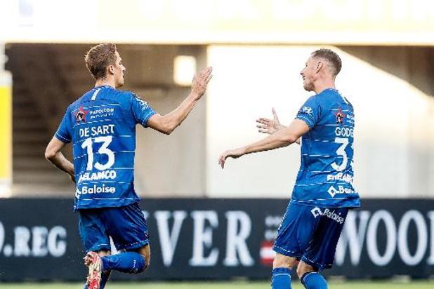 La Gantoise aligne un deuxième succès face à Anorthosis (2-0)