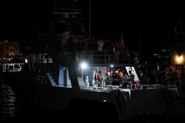 Reddingsschip Alan Kurdi mag aanmeren in Zuid-Italië