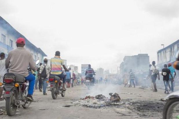 Coronavirus - RDC: trois morts dans des manifestations contre la fermeture du grand marché