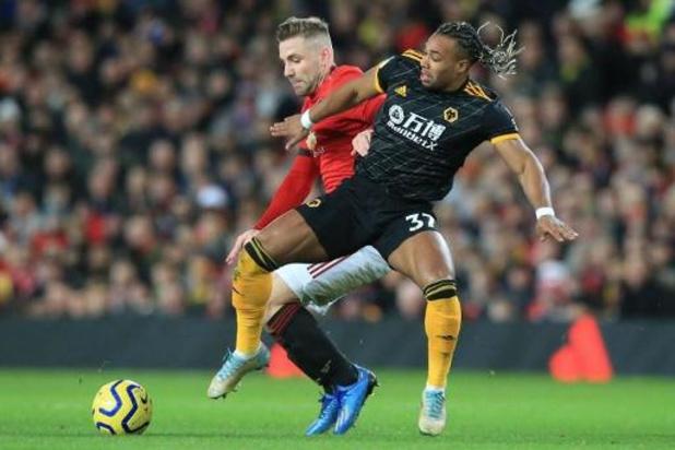 Les Belges à l'étranger - Wolverhampton prend un point à Manchester United, Dendoncker joue les dernières minutes